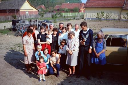 1985 05 10 - UJSZILVAS - ERZSIKE BALLAGASA