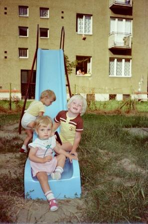 1985 07 - GYOR - NYARALAS A NAGYINAL