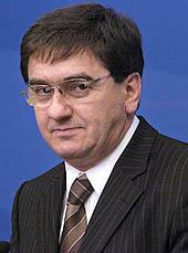 Veres János Pénzügyminiszter, a Konvergencia Program beterjesztője - 2006.